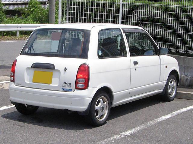 Daihatsu Cuore Mira L701 1998 2003 Rar  43 4 Mb